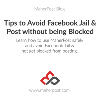 Tips to Avoid Facebook Jail (And Post without being Blocked)