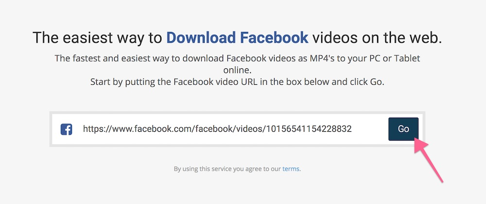 FBDownloader Video Download